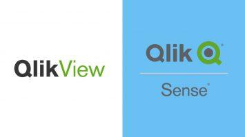 Qlik View och Qlik Sense